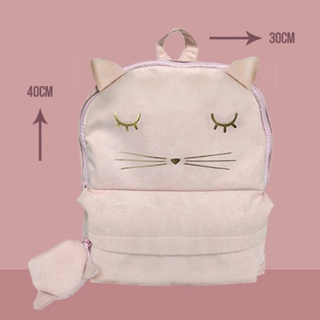 MOCHILA GOLDEN CAT